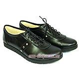 """Женские кожаные туфли на низком ходу. ТМ """"Maestro"""", фото 2"""