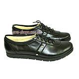 """Женские кожаные туфли на низком ходу. ТМ """"Maestro"""", фото 3"""