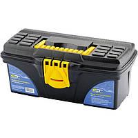 """Ящик для інструментів, 324х165х137мм (13 """"), пластик // СИБРТЕХ"""