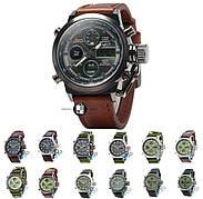 Мужские наручные часы в стиле AMST 3003 12 цветов в наличии