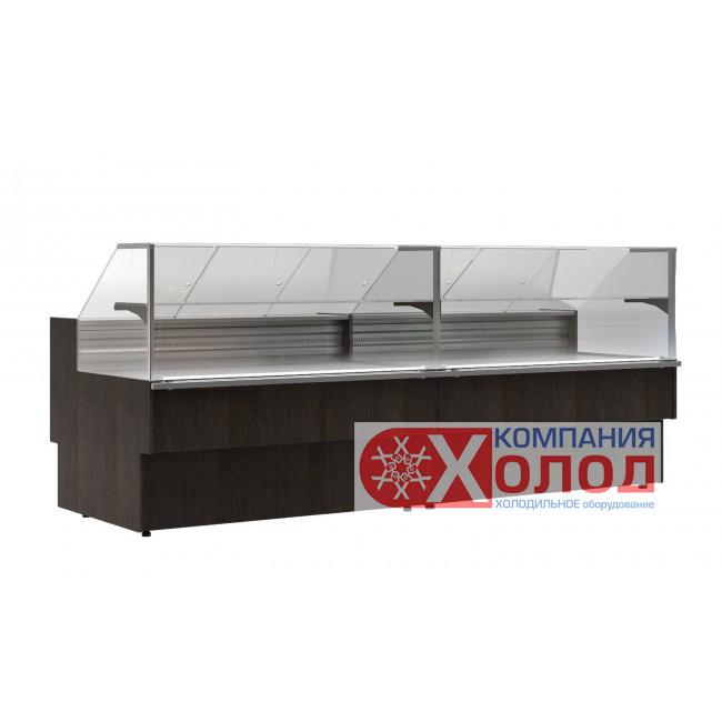 Витрина холодильная Carboma ВХС-2,5 CG110