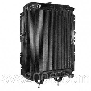 Радиатор вод. охлажд. КРАЗ 260 (4-х рядн.) (пр-во ШААЗ)
