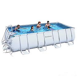 Каркасный бассейн Bestway 56466-4 Frame 549х274х122см Басейн