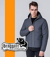 Ветровка мужская модная Braggart Evolution - 1295 серый