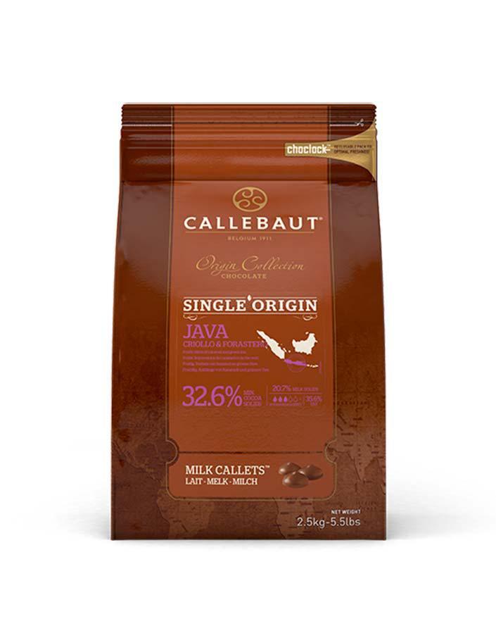 Шоколад Origine Callebaut Java 32,6% / Каллебаут Ява, 2.5 кг