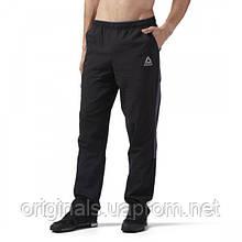 Спортивные штаны черного цвета reebok Workout Ready для мужчин CE0119 - 2018