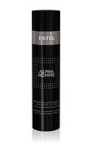 Тонизирующий шампунь для волос и тела с охлаждающим эффектом ALPHA HOMME 250 мл