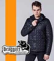 Весенняя куртка модная Braggart Evolution - 1386 черный
