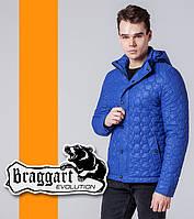Куртка весенняя модная Braggart Evolution - 1386 электрик