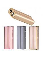 Портативное зарядное устройство Hoco UPB07 flashlight 5000mAh, фото 1