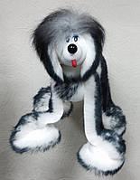 Собака живая игрушка на ниточках , марионетка для детей Йорк, Долматин, Хаски , фото 1