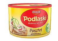 Паштет свиной Drosed Podlaski Pasztet drobiowy 190g