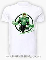 Футболки Зелёный Фонарь Green Lantern