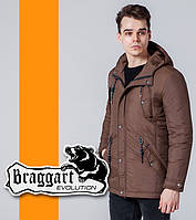 Весенняя куртка парка Braggart Evolution - 1342 коричневый