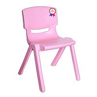 Стул детский Jumbo No: 2 розовый (Papatya-TM)