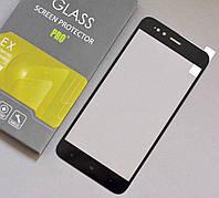 Защитное стекло Full Glue Glass Xiaomi Mi A1 / Mi 5X Black
