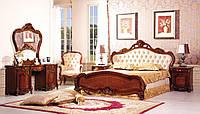 Спальня Катарина (Орех) (раскомплектовываем)