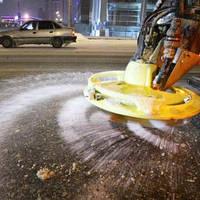 Техническая соль для дорог и тротуаров доставка по Киеву и области