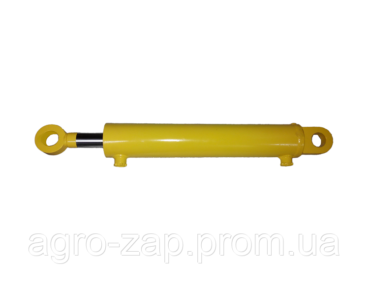 Гидроцилиндр ковша и рамы погрузчиков ПКУ-0.8; СНУ-550;КУН-10 80*40*630(под палец)
