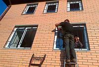 Монтаж Решеток на окна из металла | Установка оконных решеток | Изготовление и продажа решеток на окна