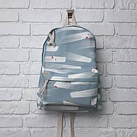 Городской рюкзак Абстрактный рисунок