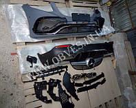 Обвес GLC63 на Mercedes GLC-class X253