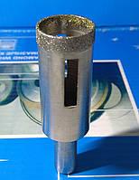 Алмазное сверло трубчатое 27мм