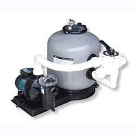 Фильтрационная установка c боковым подключением EMAUX FSB500, 11.1 м3/ч