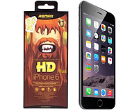 Apple iPhone 6G Защитная пленка Remax для дисплея