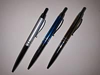 Ручка Baixin автоматическая металлическая BP2006 MIX 4шт