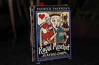 Игральные карты Royal Mischief Playing Cards