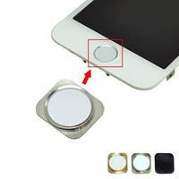 Apple iPhone 5 Кнопка Home  золото, белый