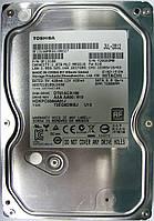 HDD 1TB 7200 SATA3 3.5 Toshiba DT01ACA100 Y20G6DMB, фото 1