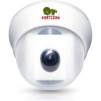Купольная камера Partizan - CDM-236SM mini v1.0