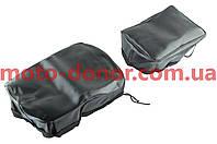 Чехол сиденья   для мопеда Delta (комплект)   KOMATCU