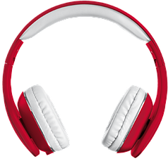 Наушники Trust Urban Revolt Mobi headphone red