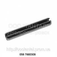 Штифт цилиндрический пружинный с прорезью, ГОСТ 14229-93, DIN 1481, DIN 7346, ISO 8752