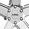 KMC KM702 DUECE Chrome, фото 3