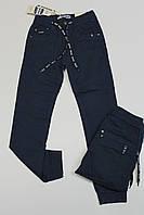Катоновые брюки для мальчиков. 8- 16 лет