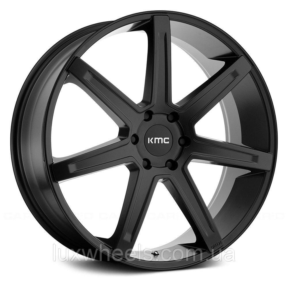 KMC KM700 REVERT Satin Black