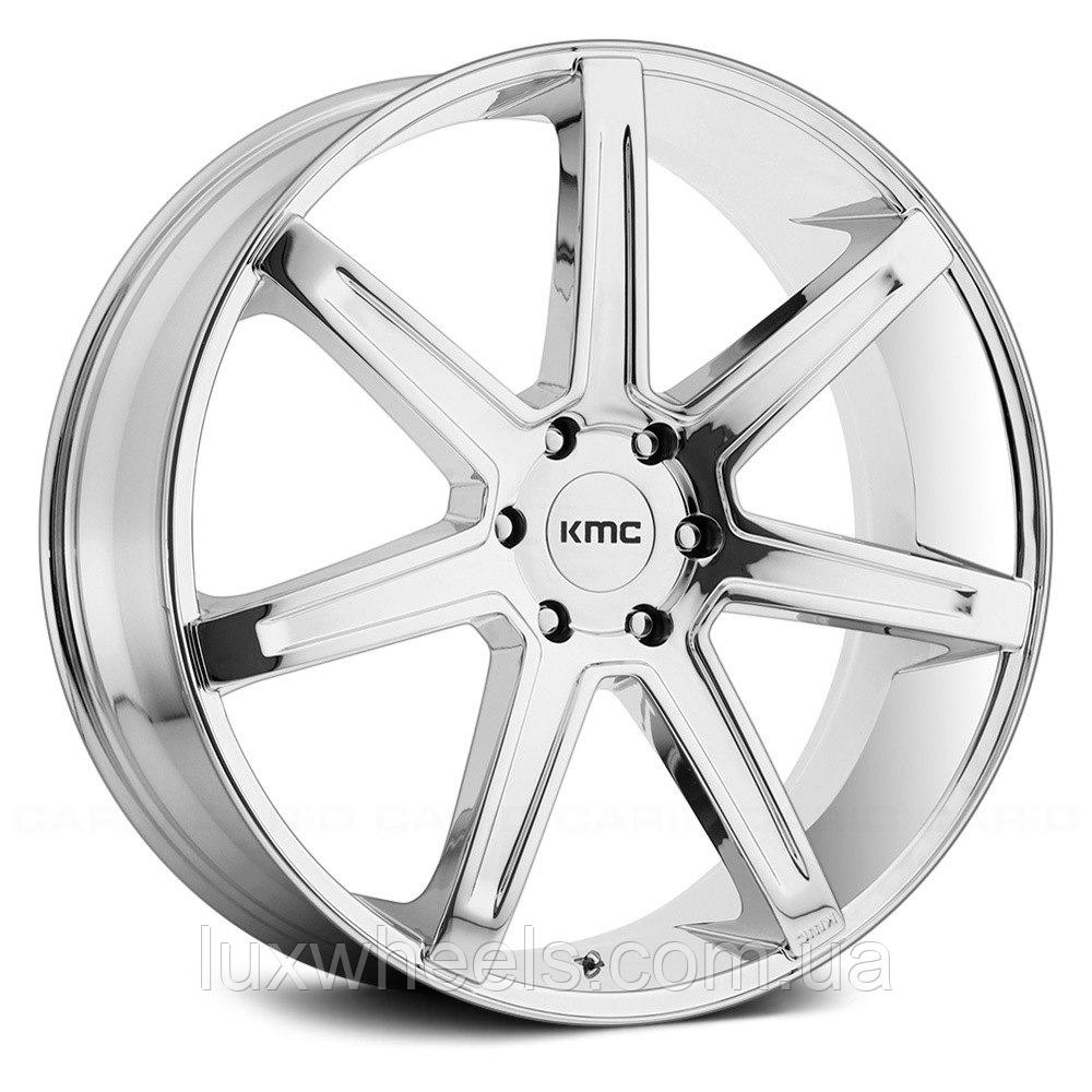 KMC KM700 REVERT Chrome