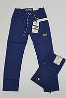 Катоновые брюки для мальчиков. 4- 12 лет