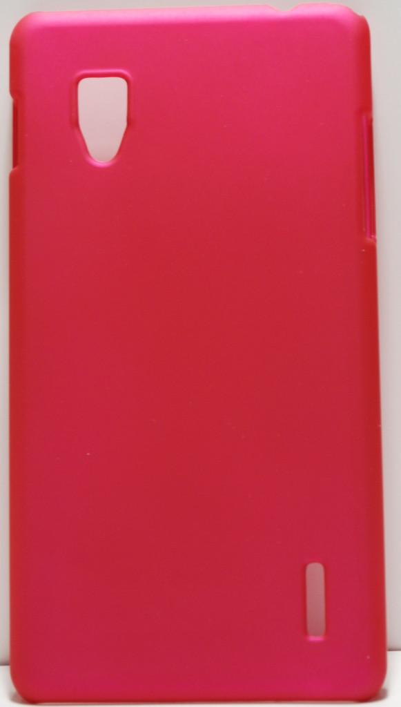 Пластиковый чехол для LG Optimus G, L352