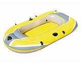 61064 BW Надувная лодка Hydro-Force Raft 228х121 см, без весел, фото 2
