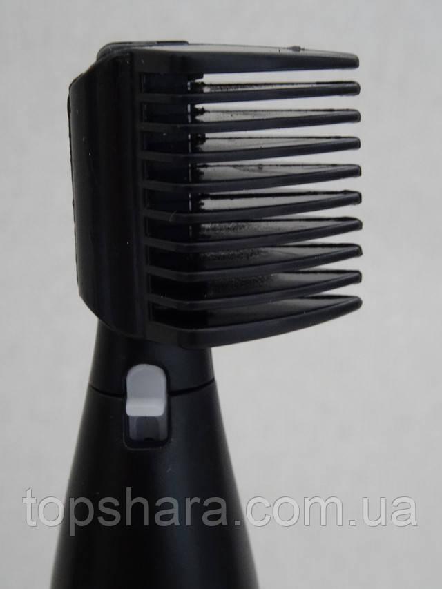 Триммер Gemei GM-3109 2in1 для носа, ушей, бровей