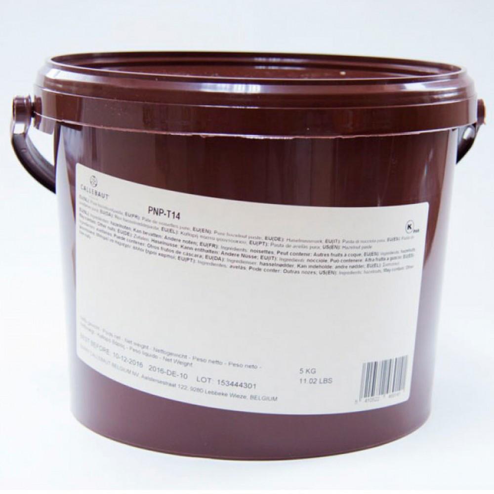 Золотисте праліне Callebaut Hazelnut Praline з 50% фундука середнього обсмаження, 50% цукор, 5 кг