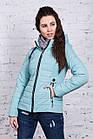 Стильная женская куртка на весну модель 2018 - (кт-239), фото 8