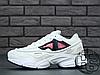 Мужские кроссовки Adidas x Raf Simons Ozweego 2 White/Pink, фото 4