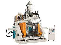 Экструзионно — выдувная машина для производства  бочек, канистр, бутылок, емкостей