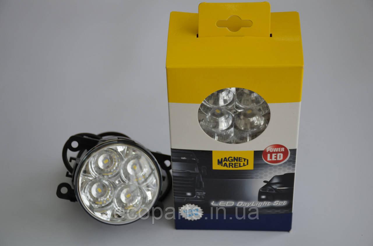 Дневные ходовые огни LED Nissan Leaf